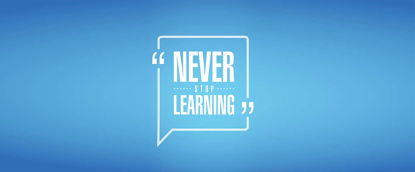 HFI Training - never stop learning