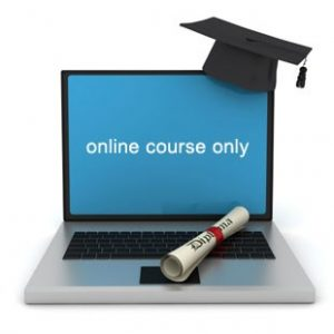 Online course with HFI Training