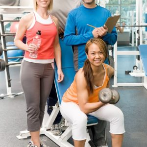 Level 2 Certificate in Fitness Instructing (Gym)
